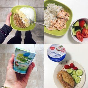 Co zdravého jíst během dne?