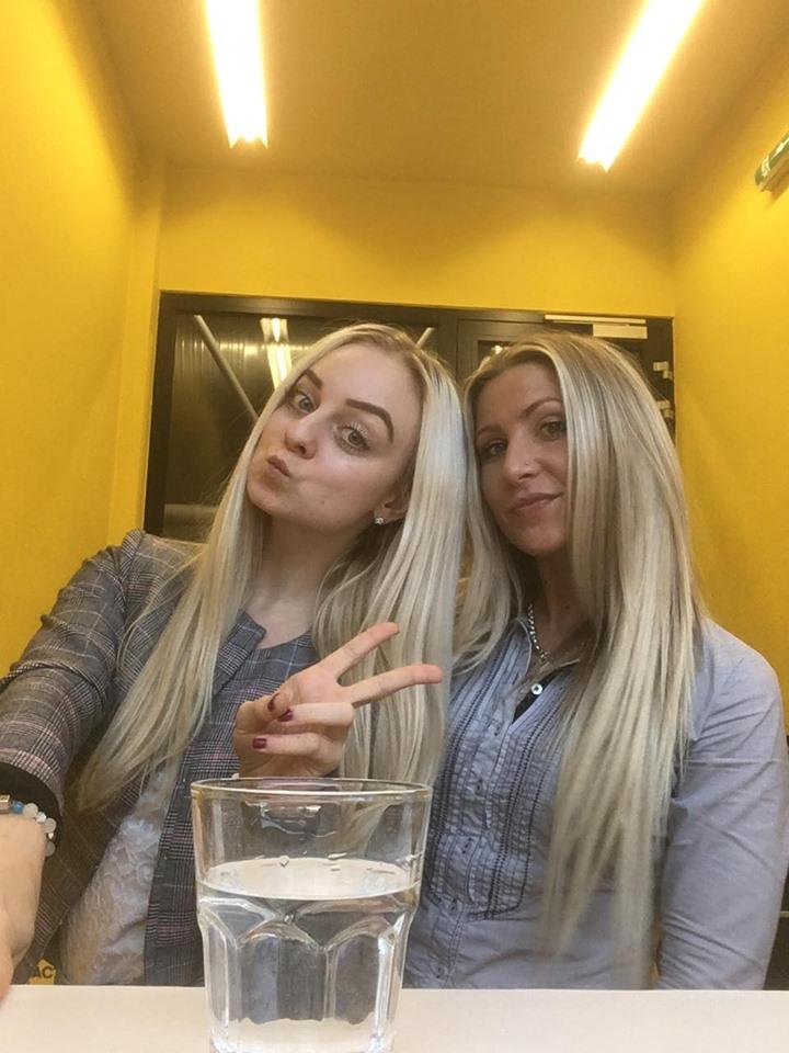 blondýny