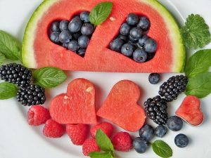 alternativní léčba - zdravá strava