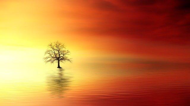 klidná mysl